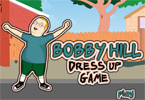 Bobby Hill Dressup Game