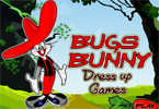 Bugs Bunny Dressup Game