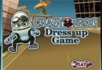 Crazy Frog Dressup Game