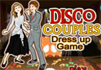 Disco Couples Dressup Game