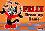 Felix The Cat Dressup Game