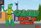 Gumby Dressup Game