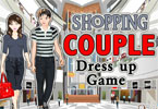 Shopping Couple Dress Up Game