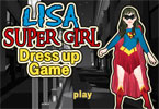 Super Girl Dressup Game
