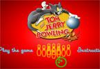Tom en Jerry Bowling